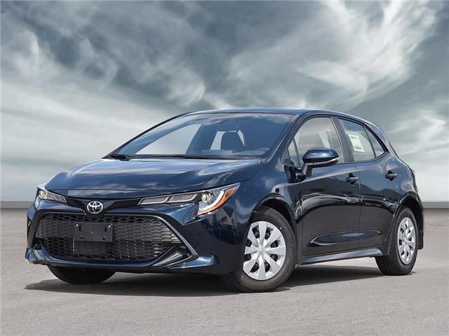 2021 Toyota Corolla Hatchback Base (Stk: 21CB431) in Georgetown - Image 1 of 23