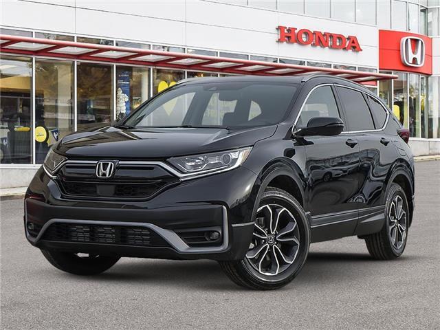 2021 Honda CR-V EX-L (Stk: 2M07380) in Vancouver - Image 1 of 23