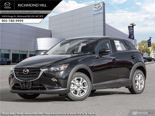2021 Mazda CX-3 GS (Stk: 21-221) in Richmond Hill - Image 1 of 23