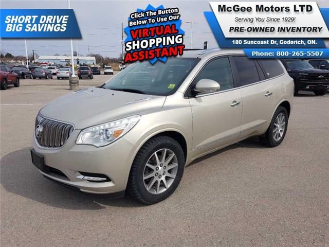 2017 Buick Enclave Leather (Stk: 182546) in Goderich - Image 1 of 30