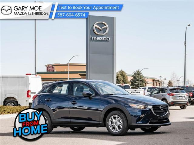 2021 Mazda CX-3 GS (Stk: 21-1833) in Lethbridge - Image 1 of 30