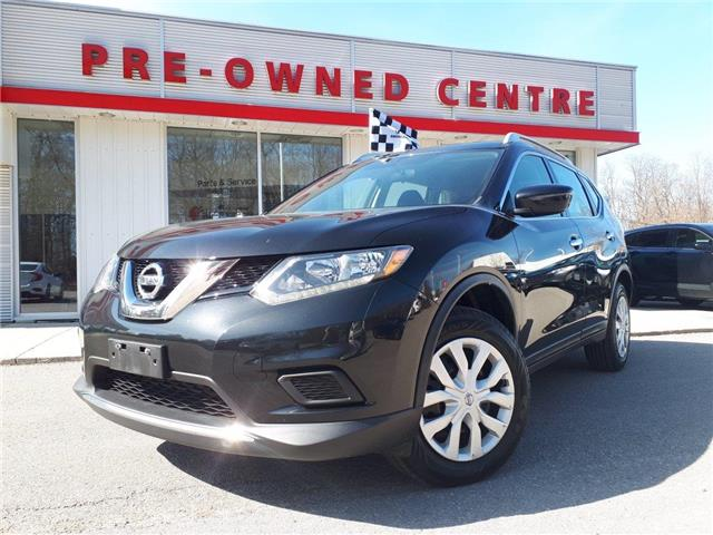 2016 Nissan Rogue S (Stk: 11141A) in Brockville - Image 1 of 30
