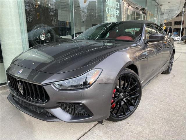 2021 Maserati Ghibli S Q4 GranSport (Stk: 95MA) in Toronto - Image 1 of 30