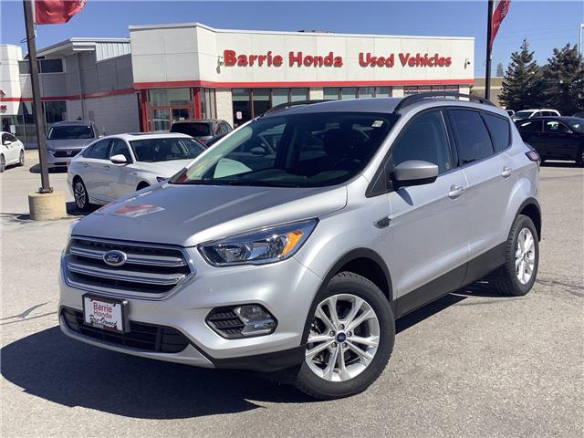 2018 Ford Escape SE (Stk: U18022) in Barrie - Image 1 of 26