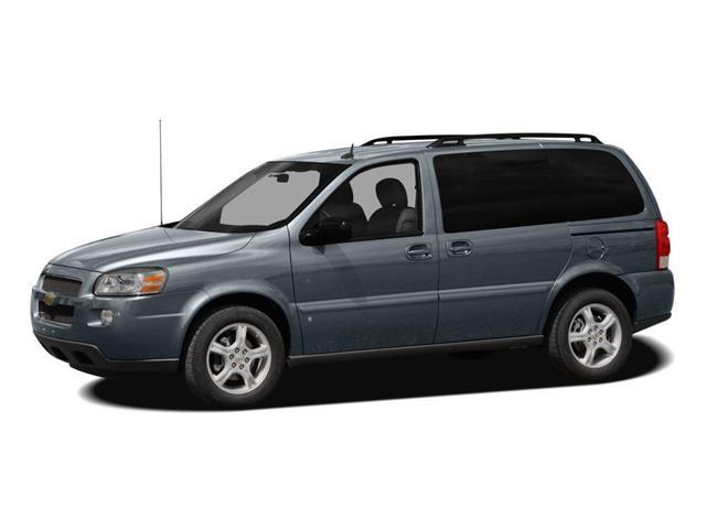 2007 Chevrolet Uplander  Blue