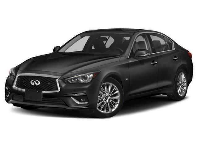 2021 Infiniti Q50 Luxe (Stk: 21Q502) in Newmarket - Image 1 of 9