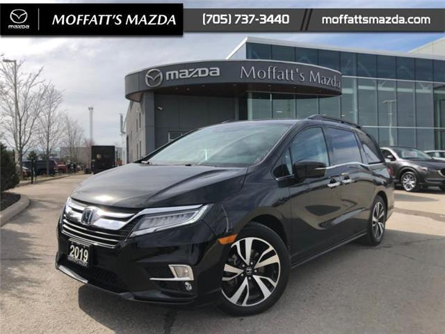 2019 Honda Odyssey Touring (Stk: 29025) in Barrie - Image 1 of 24