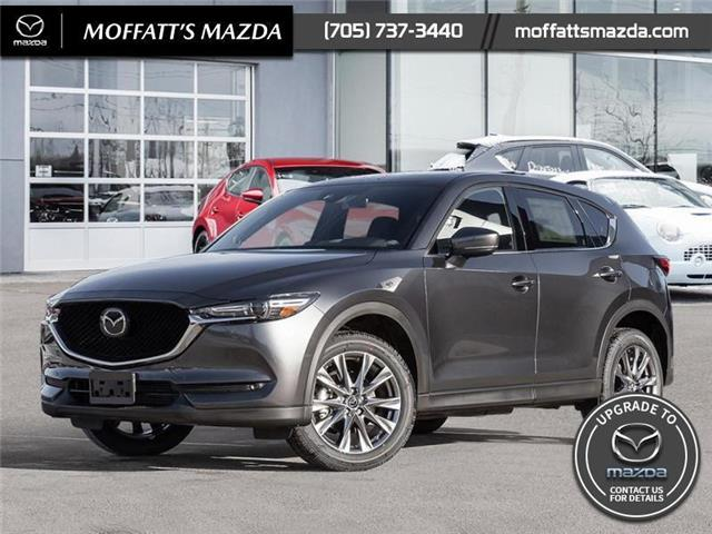 2021 Mazda CX-5 Signature (Stk: P9110) in Barrie - Image 1 of 23