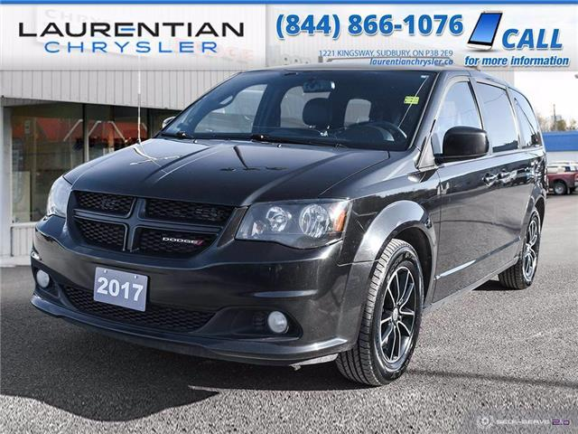 2017 Dodge Grand Caravan GT (Stk: 21203A) in Sudbury - Image 1 of 25