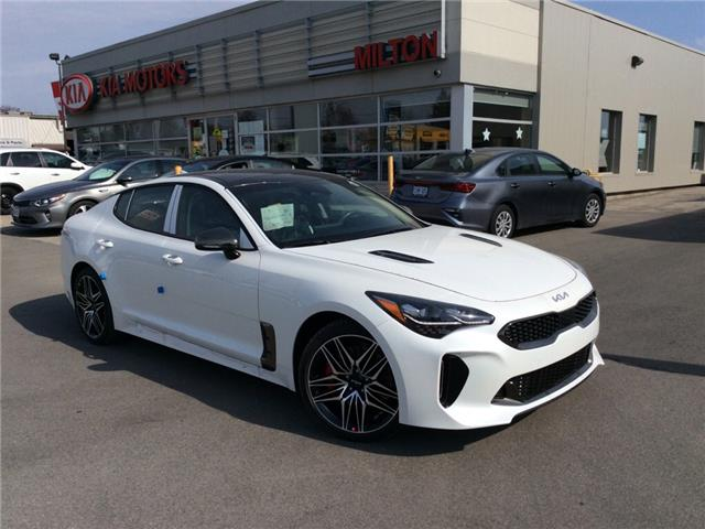 2022 Kia Stinger GT Limited (Stk: 099806) in Milton - Image 1 of 13