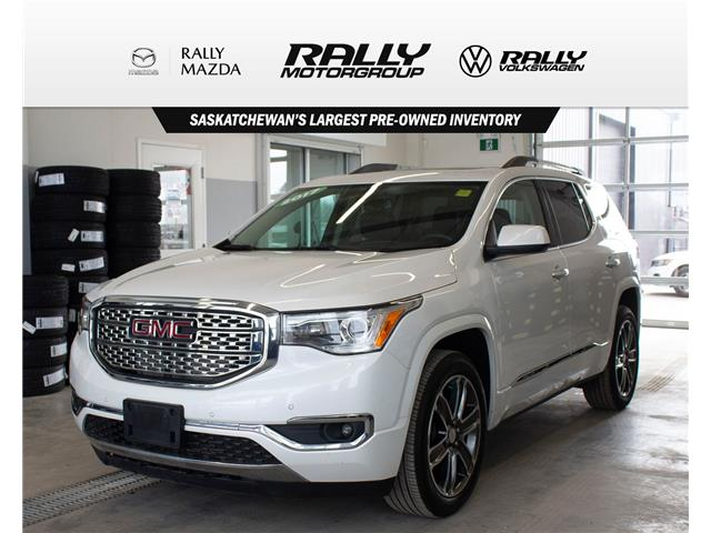 2017 GMC Acadia Denali (Stk: V1496) in Prince Albert - Image 1 of 13
