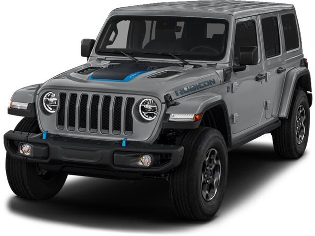 2021 Jeep Wrangler Unlimited 4xe Rubicon (Stk: ) in Sudbury - Image 1 of 2