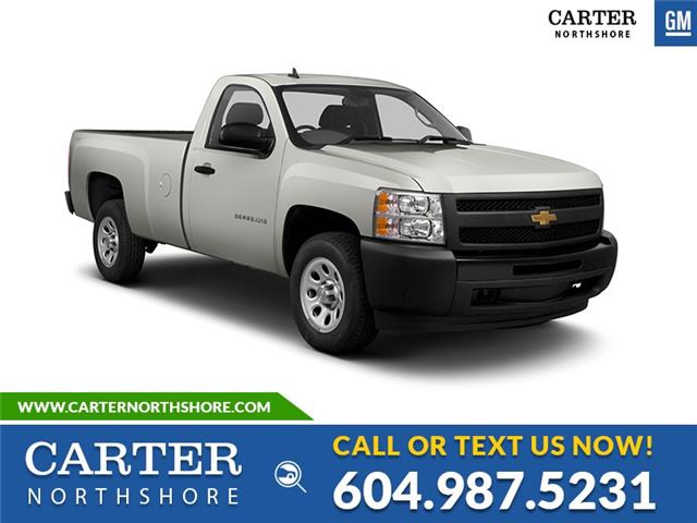 Used 2013 Chevrolet Silverado 1500 LS BLUETOOTH - POWER HEATED MIRRORS - CRUISE CONTROL - North Vancouver - Carter GM North Shore