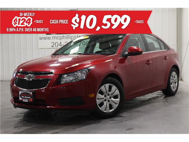 2014 Chevrolet Cruze 1LT (Stk: C185360A) in Winnipeg - Image 1 of 26
