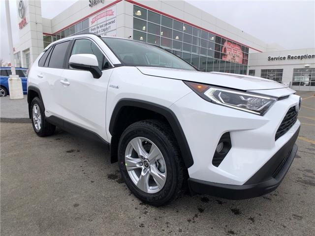 2021 Toyota RAV4 Hybrid XLE (Stk: 210490) in Calgary - Image 1 of 12