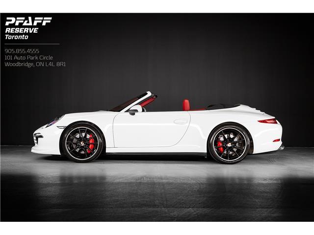 2013 Porsche 911 Carrera 4S (Stk: ) in Woodbridge - Image 1 of 18