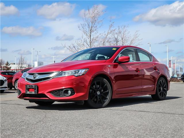 2017 Acura ILX A-Spec (Stk: 12032A) in Ottawa - Image 1 of 8