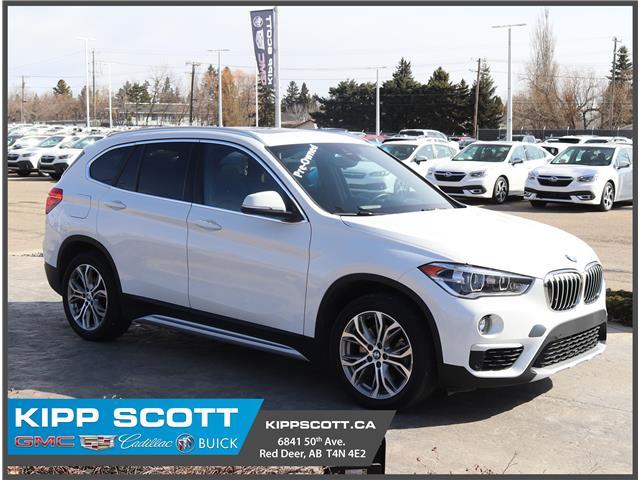 2019 BMW X1 xDrive28i WBXHT3C57K5L35431 35431V in Red Deer