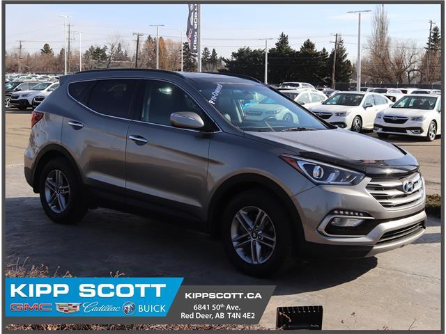 2017 Hyundai Santa Fe Sport 2.4 SE 5XYZUDLB4HG452362 52362U in Red Deer