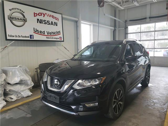 2018 Nissan Rogue SL w/ProPILOT Assist (Stk: P0903) in Owen Sound - Image 1 of 14