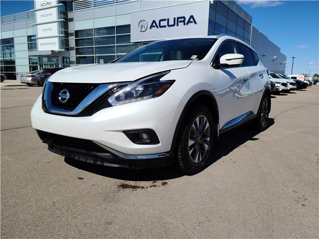 Used 2018 Nissan Murano   - Saskatoon - Acura Centre of Saskatoon