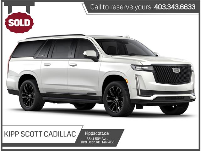 2021 Cadillac Escalade Sport (Stk: 314790) in Red Deer - Image 1 of 1