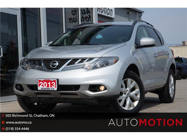 2013 Nissan Murano  (Stk: 21503) in Chatham - Image 1 of 23