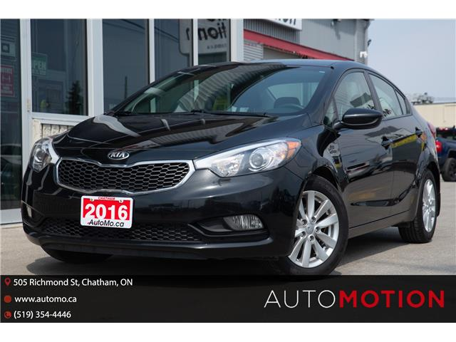 2016 Kia Forte  (Stk: 21458) in Chatham - Image 1 of 20