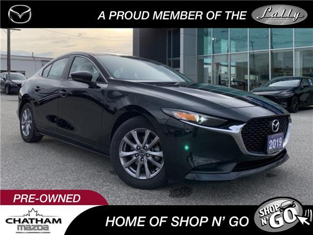 2019 Mazda Mazda3 GX (Stk: UM2592) in Chatham - Image 1 of 25