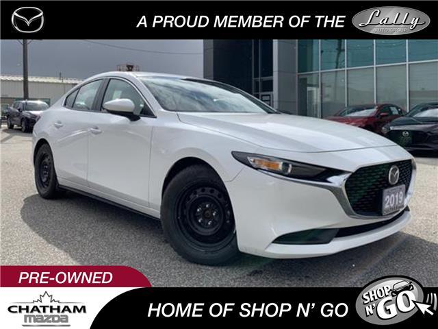 2019 Mazda Mazda3 GS (Stk: UM2595) in Chatham - Image 1 of 21