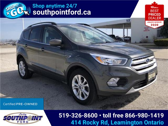 2018 Ford Escape SE (Stk: S6627A) in Leamington - Image 1 of 26