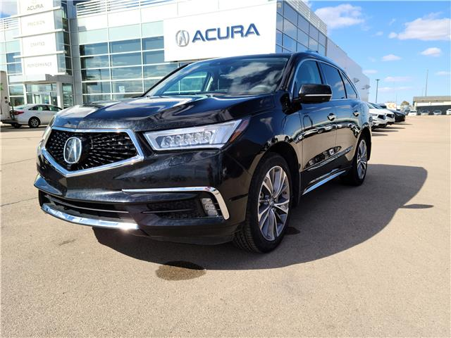 Used 2018 Acura MDX Elite Package  - Saskatoon - Acura Centre of Saskatoon