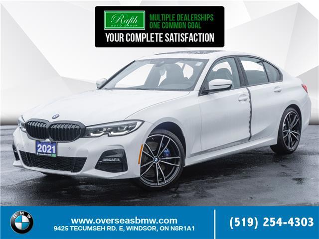 2021 BMW 330i xDrive (Stk: B8511) in Windsor - Image 1 of 20