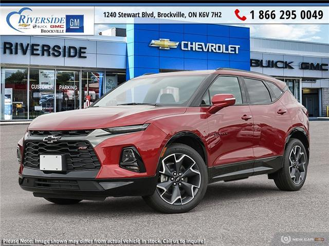2021 Chevrolet Blazer RS (Stk: 21-228) in Brockville - Image 1 of 23