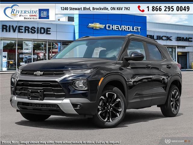 2021 Chevrolet TrailBlazer LT (Stk: 21-223) in Brockville - Image 1 of 23