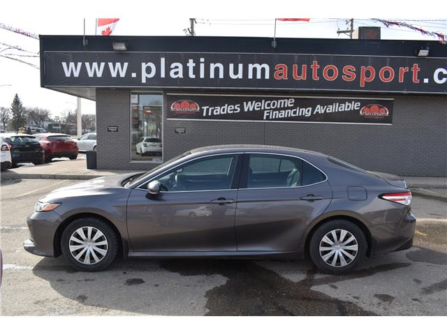 2019 Toyota Camry LE (Stk: PP951) in Saskatoon - Image 1 of 24