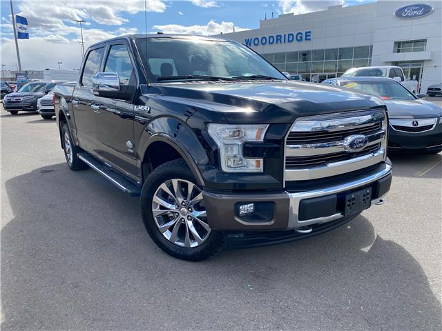 2017 Ford F-150 King Ranch (Stk: L-1078A) in Calgary - Image 1 of 21