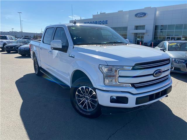 2019 Ford F-150 Lariat (Stk: M-585A) in Calgary - Image 1 of 20