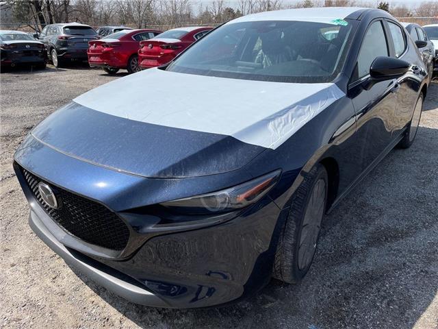 2021 Mazda Mazda3 Sport GT w/Turbo (Stk: 21588) in Toronto - Image 1 of 5