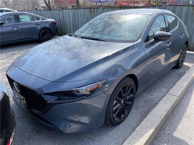 2021 Mazda Mazda3 Sport GT w/Turbo (Stk: 21804) in Toronto - Image 1 of 5