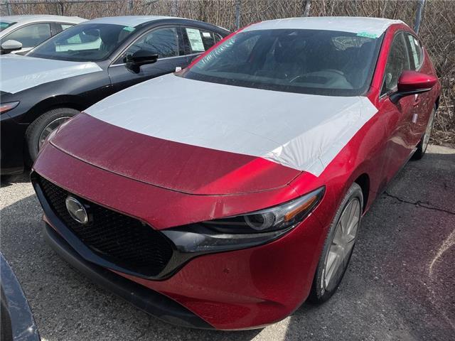 2021 Mazda Mazda3 Sport GT (Stk: 21808) in Toronto - Image 1 of 5
