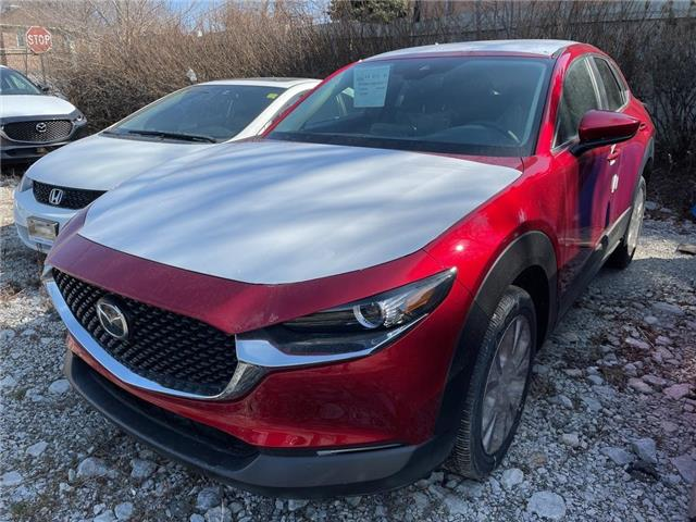 2021 Mazda CX-30 GS (Stk: 21923) in Toronto - Image 1 of 5