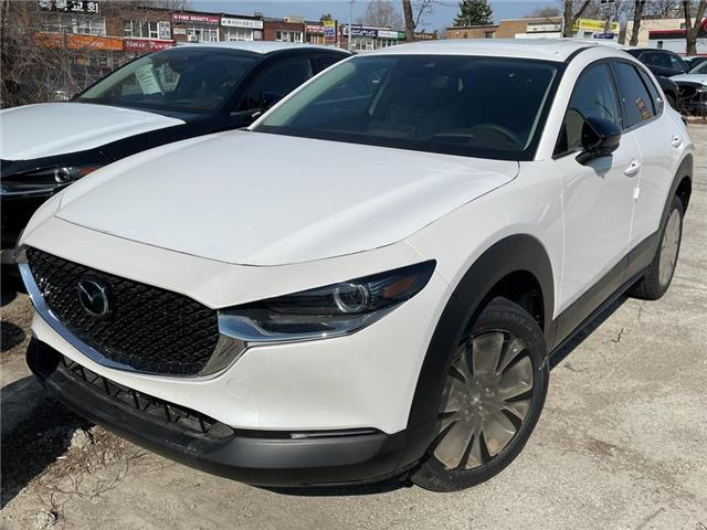 2021 Mazda CX-30 GT w/Turbo (Stk: 21934) in Toronto - Image 1 of 5