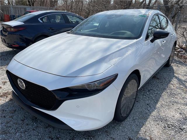 2021 Mazda Mazda3 Sport GT w/Turbo (Stk: 21944) in Toronto - Image 1 of 5