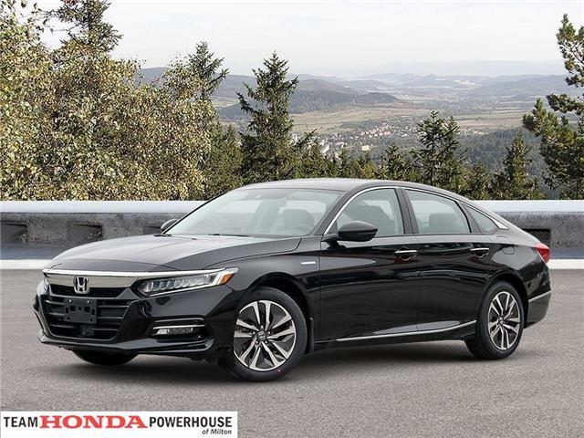 2020 Honda Accord Hybrid Touring (Stk: 20751) in Milton - Image 1 of 23