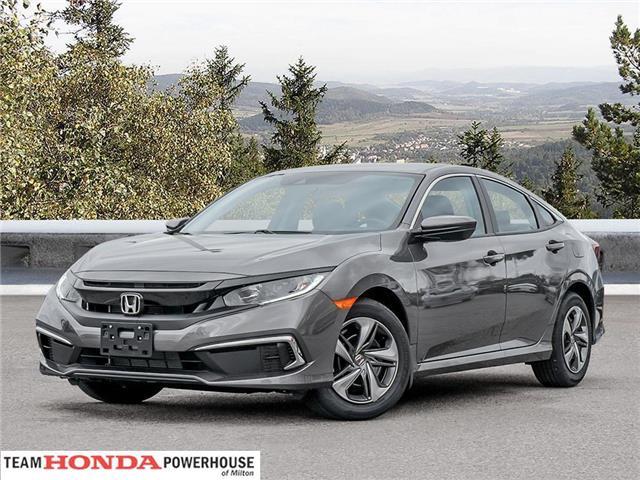 2021 Honda Civic LX (Stk: 21276) in Milton - Image 1 of 23