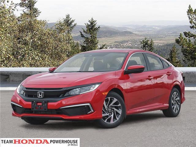 2021 Honda Civic EX (Stk: 21037) in Milton - Image 1 of 24