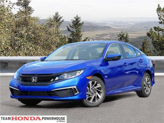 2021 Honda Civic EX (Stk: 21195) in Milton - Image 1 of 23