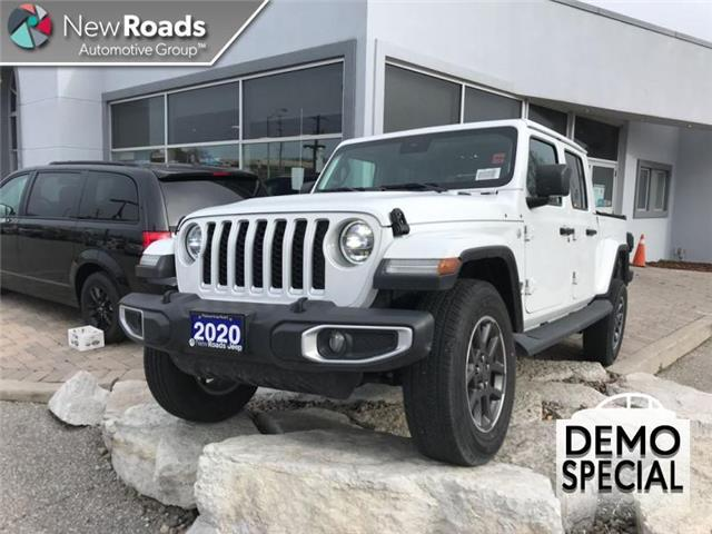 2020 Jeep Gladiator Overland (Stk: Z19665) in Newmarket - Image 1 of 21