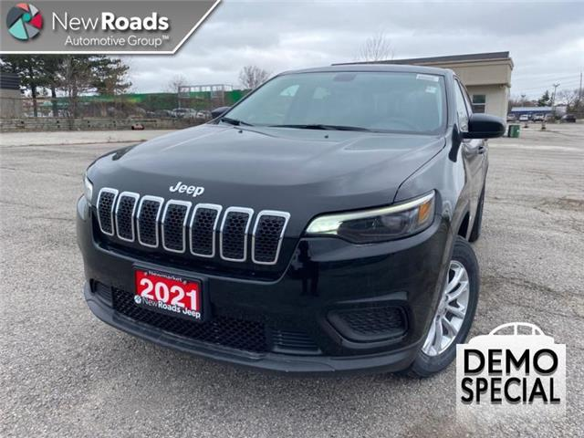 2021 Jeep Cherokee Sport (Stk: J20259) in Newmarket - Image 1 of 22